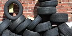 Comenzó el Reciclado de Neumáticos en Argentina